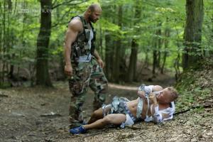 GayWarGames – My new blonde friend – Episode 2