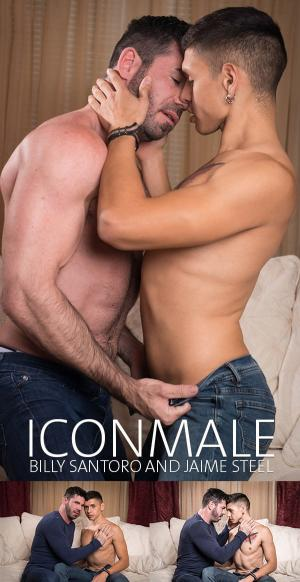 IconMale – Billy Santoro & Jaime Steel