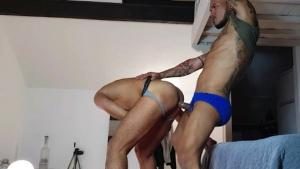 BravoFucker – Kinky boy for the king of fucks – Deprave en plan direct avec le roi des niqueurs