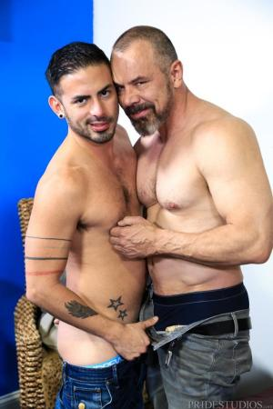 MenOver30 – Ageless Lovers – Max Sargent & Cesar Rossi