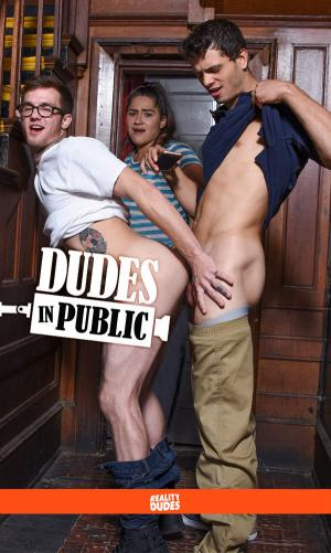 RealityDudes – Dudes In Pubilc 14 – Tavern with Carter Michaels & Gavin Taylor