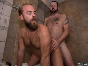 HairyandRaw – Kosher Pig & Aiden Storm – Bareback