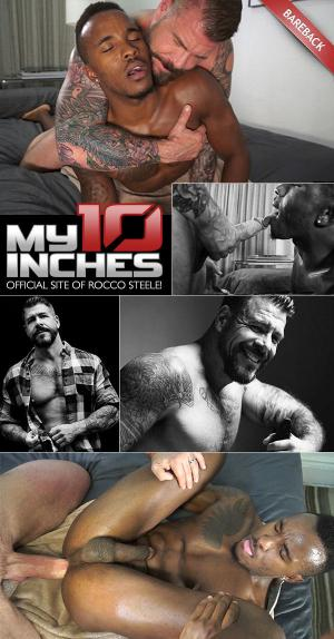 My10Inches – Fucking Pheonix Fellington with Rocco Steele – Bareback