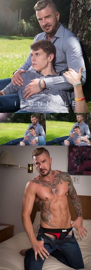 IconMale – Troy Accola & Dolf Dietrich