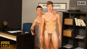 Str8hell – Alan Pekny & Kamil Banek – RAW – AIRPORT SECURITY