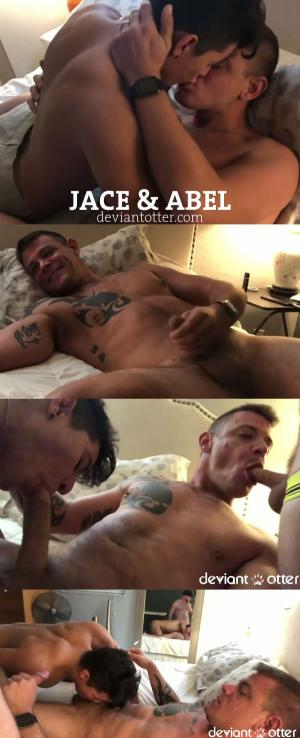 DeviantOtter – I Like To Watch – Jace & Abel