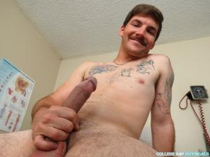 CollegeBoyPhysical – Johnny Springs Into Action