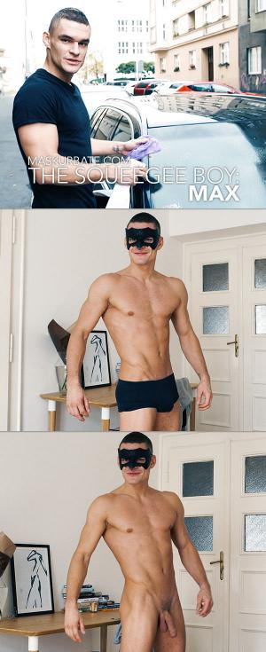 Maskurbate – Max – The Squeegee Boy