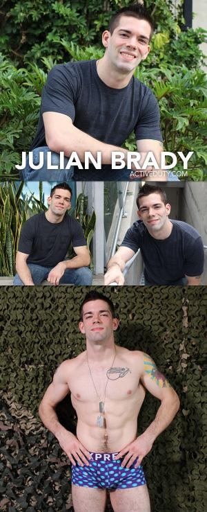 ActiveDuty – Julian Brady