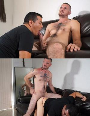BeefCakeHunter – Riding Edward Mismeasured Cock