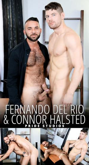 PrideStudios – My Credit Sux – Connor Halsted bangs Fernando Del Rio