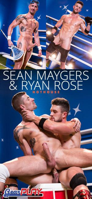 HotHouse – Gear Play – Ryan Rose & Sean Maygers flip fuck