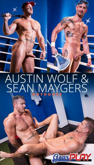 HotHouse – Gear Play – Austin Wolf bangs Sean Maygers