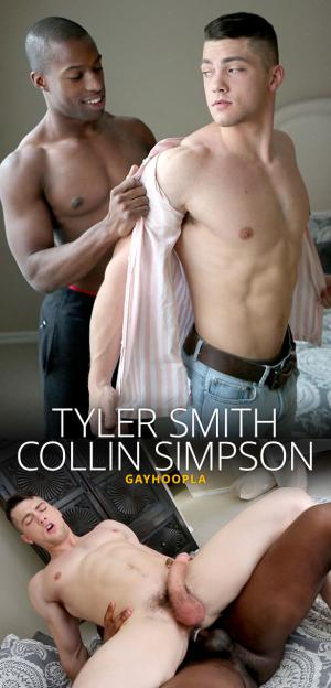 GayHoopla – Round 2 – Tyler Smith fucks Collin Simpson