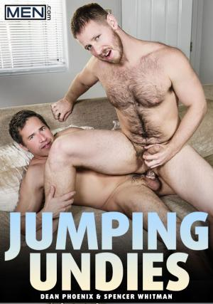 Men.com – Jumping Undies – Dean Phoenix fucks Spencer Whitman – DrillMyHole