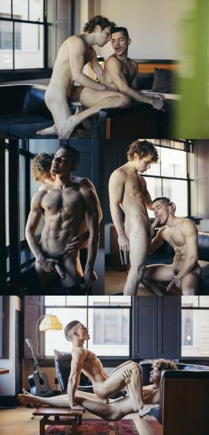 CockyBoys – Calvin Banks & Ethan Slade