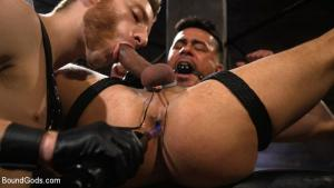 BoundGods – New Slave Cesar Xes petitions the House – Sebastian Keys & Cesar Xes