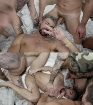 RawFuckClub – Designated Bottom – Ian Greene Part 2 – Bareback