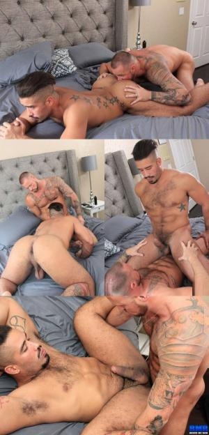 BreedMeRaw – Michael Roman & Trey Turner – Bareback