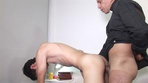 BarebackMeDaddy – Sonny & Father Horatio – Bareback