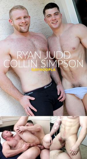 GayHoopla – Collin Simpson fucks Ryan Judd