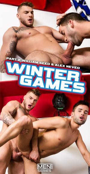 Men.com – Winter Games, Part 2 – William Seed fucks Alex Neveo – DrillMyHole