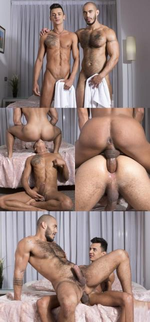FuckerMate – Perfect Fit – Camilo Uribe and Louis Ricaute – Bareback