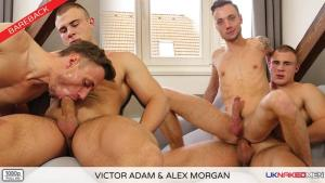 UKNakedMen – Victor Adam & Alex Morgan