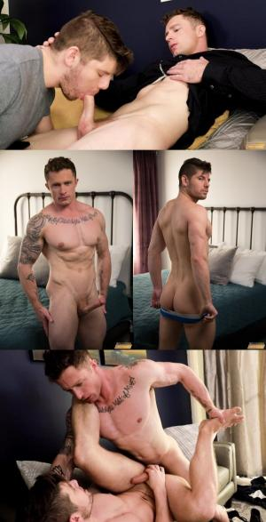 NextDoorStudios – Male Bonds – Markie More & Connor Halsted – Bareback