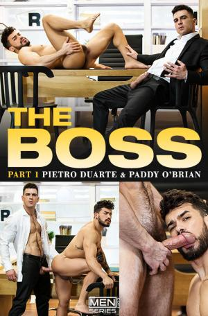 Men.com – The Boss, Part 1 – Paddy O'Brian fucks Pietro Duarte – TheGayOffice