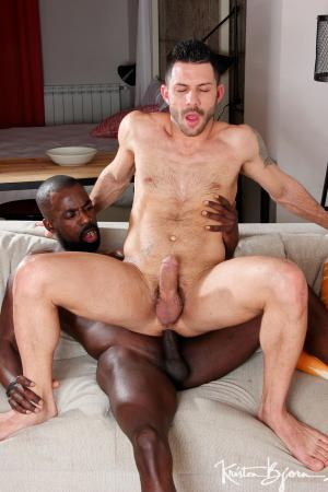 Kristenbjorn – Casting Couch #384 – Peter Conner & Angelo Curti – Bareback