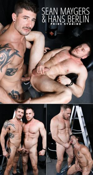 PrideStudios – What's It Worth to You? – Sean Maygers fucks Hans Berlin