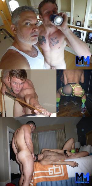 Maverickmen – Double Bubble Feature – Bareback