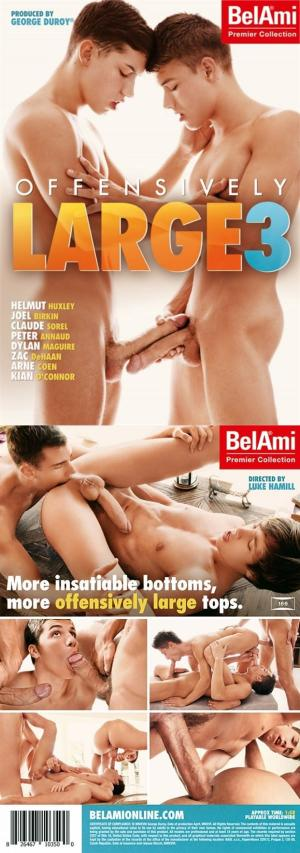 BelAmiOnline – Offensively Large 3 – DVD