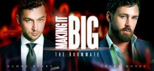 Menatplay – Making It Big: The Roommate – Damon Heart & Logan Moore
