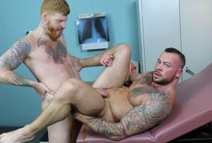 DudesRaw – Sean Duran & Bennett Anthony – Breed Me! – Bareback