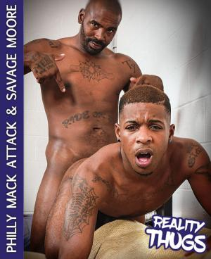 RealityDudes – Philly Mack Attack Fucks Savage Moore – RealityTHUGS