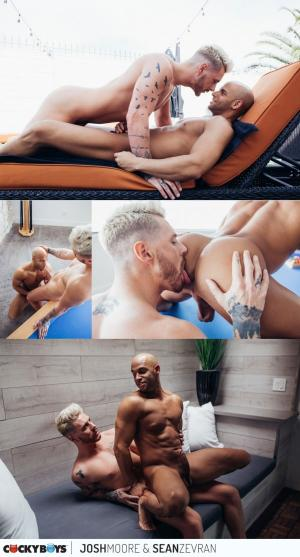 CockyBoys – Josh Moore & Sean Zevran