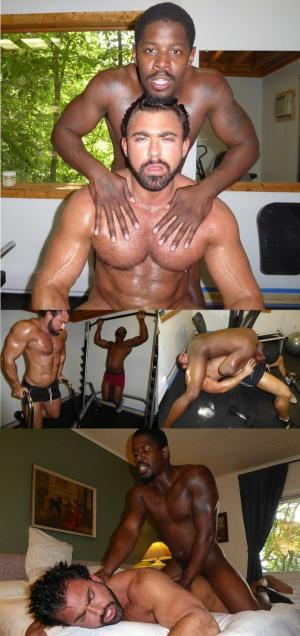 MaverickMenDirects – Barebacking Muscle Beasts