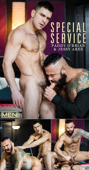 Men.com – Special Service – Paddy O'Brian bangs Jessy Ares – DrillMyHole
