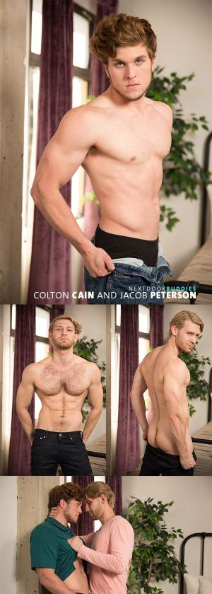 NextDoorBuddies – Joining Studs – Jacob Peterson & Colton Cain – Bareback