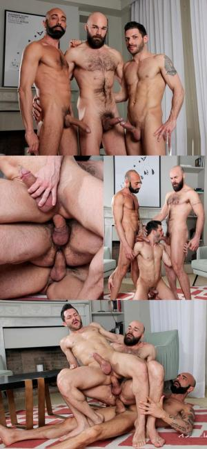 KristenBjorn – Give And Receive – Max Duro, Angelo Curti & Gianni Maggio – Bareback