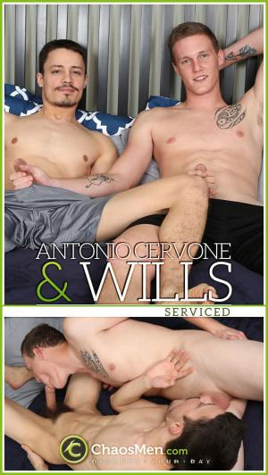 ChaosMen – Antonio Cervone & Wills – Serviced
