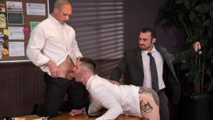 FistingCentral – Sexual His ASSment – Jaxton Wheeler, Teddy Bryce & John Magnum – Part 1