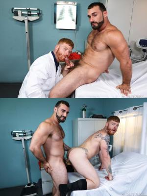 PrideStudios – I Need To Be Examined – Jaxton Wheeler & Bennett Anthony
