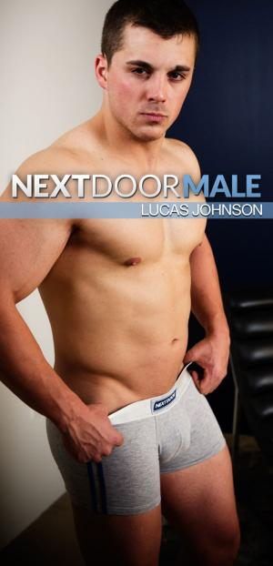 NextDoorMALE – Lucas Johnson