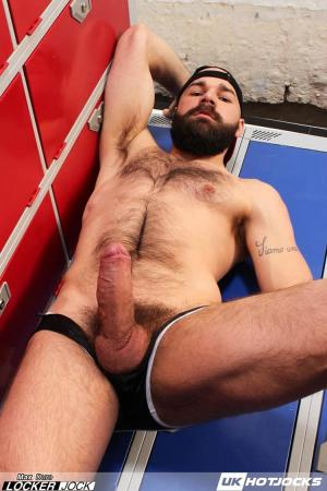 UkHotJocks – LOCKERJOCK – Max Duro