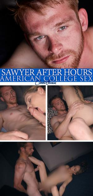 CorbinFisher – Sawyer After Hours