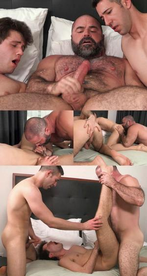 FamilyDick – Love at Home, Chapter 1 – Brotherly Love – Bareback