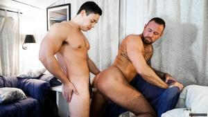 IconMale – Daddy Issues Vol. 2, Scene 3 – Tobias Fucks Michael Roman